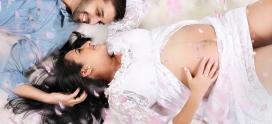 Ensaio Aline 7 meses